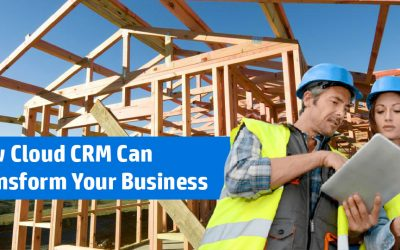 How Cloud CRM Can Transform Your Business